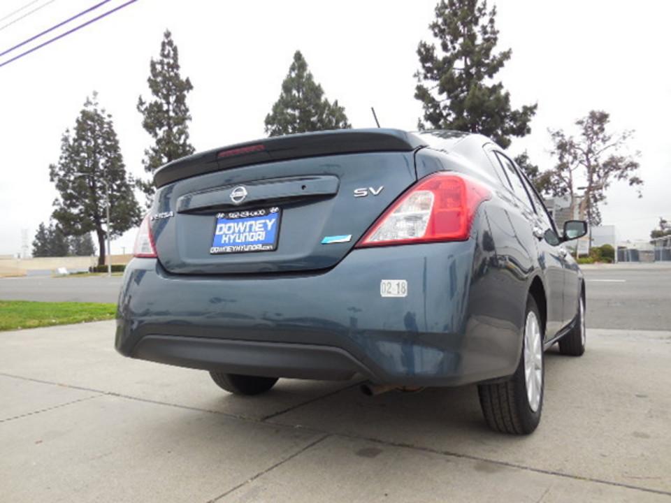 2016 Nissan Versa  - Corona Motors
