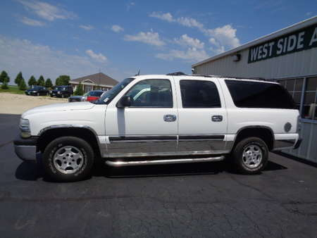 2005 Chevrolet Suburban 1500 4x4 8 passenger for Sale  - 543  - West Side Auto Sales