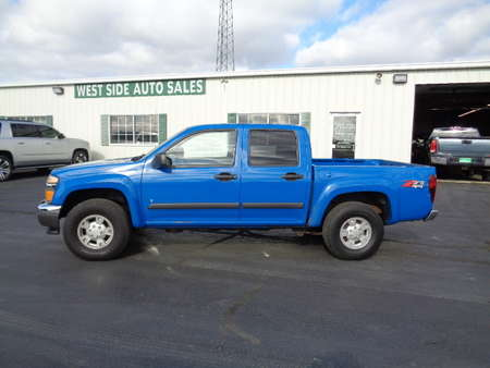 2008 Chevrolet Colorado Crew Cab LT 4x4 Z71 for Sale  - 554  - West Side Auto Sales