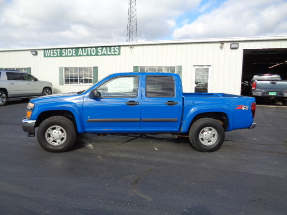 2008 Chevrolet Colorado  - West Side Auto Sales
