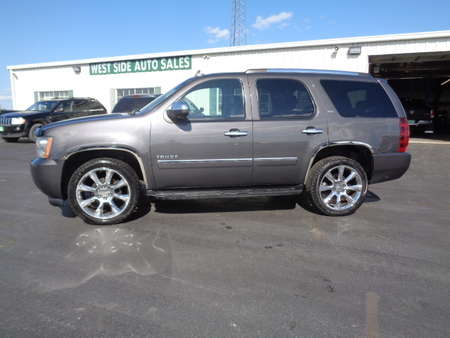 2010 Chevrolet Tahoe LTZ 4x4 for Sale  - 562  - West Side Auto Sales