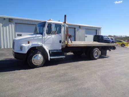 2000 Freightliner Model FL60 FL70 ROLLBACK for Sale  - 9000  - West Side Auto Sales