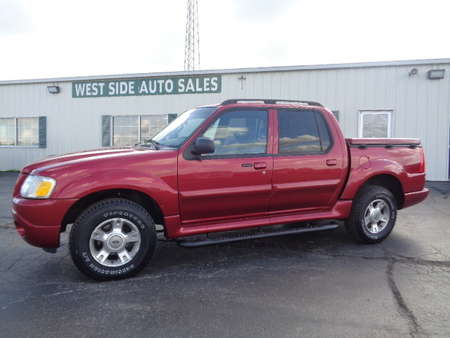 2004 Ford Explorer Sport Trac XLT for Sale  - 691  - West Side Auto Sales