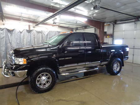 2004 Dodge Ram 3500 Quad Cab Laramie Diesel 4x4 for Sale  - 479  - West Side Auto Sales