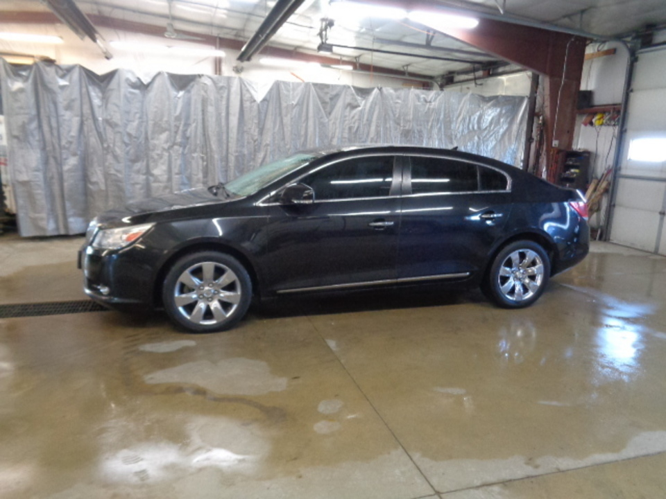 2011 Buick LaCrosse  - West Side Auto Sales