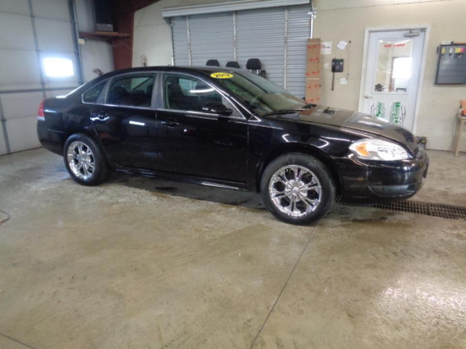 2012 Chevrolet Impala  - West Side Auto Sales
