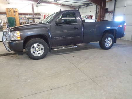 2011 Chevrolet Silverado 1500 Regular Cab LT 4x4 for Sale  - 624  - West Side Auto Sales