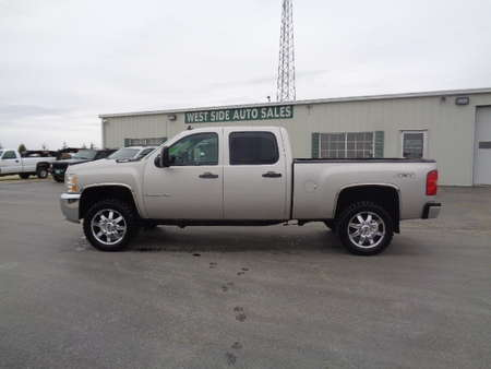 2009 Chevrolet Silverado 2500 HD Crew Cab LT for Sale  - 585  - West Side Auto Sales