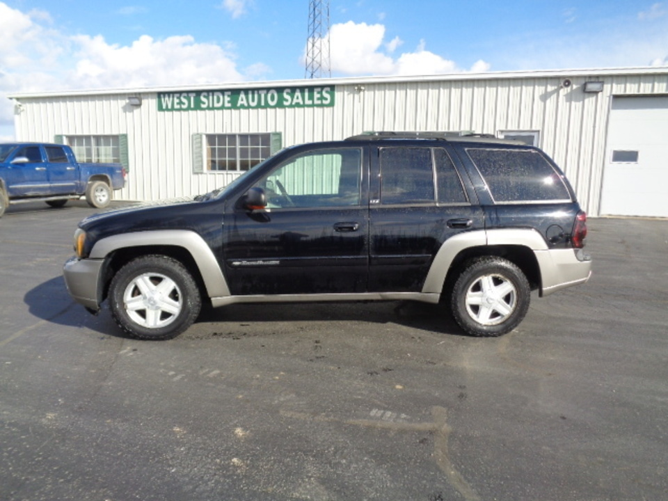 2003 Chevrolet TrailBlazer  - West Side Auto Sales