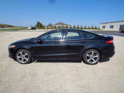 2013 Ford Fusion SE S
