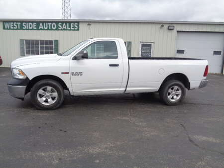 2014 Ram 1500 Regular Cab Tradesman Ecodiesel 4x4 for Sale  - 714  - West Side Auto Sales