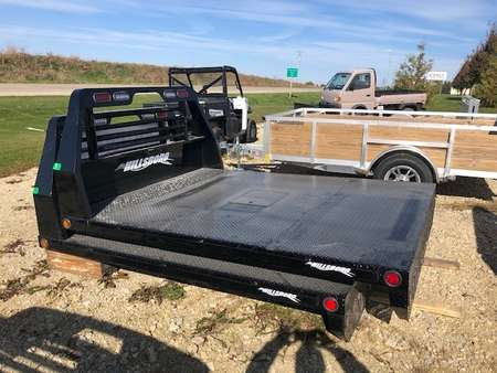 2020 Other Other HILLSBORO STEEL FLATBED for Sale  - 9001  - West Side Auto Sales