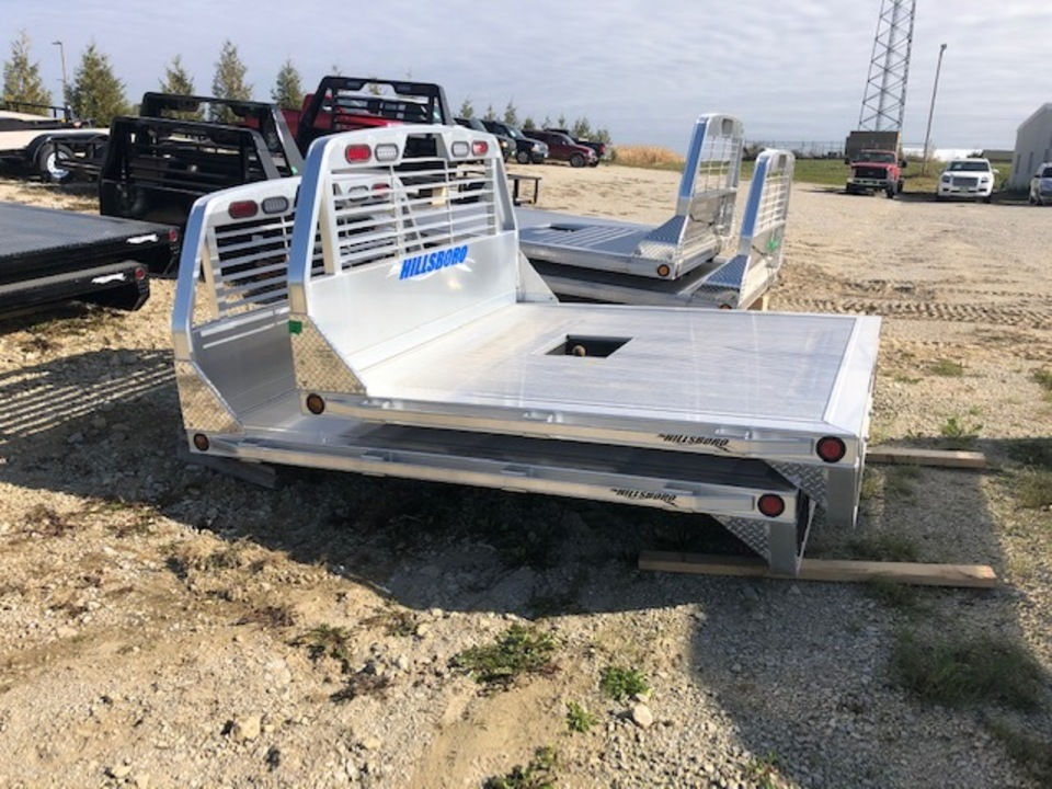 2020 Other Other HILLSBORO ALUMINUM FLATBED  - 9000  - West Side Auto Sales