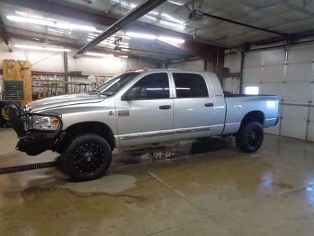 2007 Dodge Ram 2500 Mega Cab Laramie Diesel 4x4 for Sale  - 607  - West Side Auto Sales