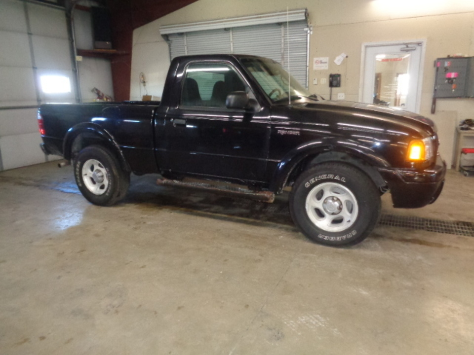 2003 Ford Ranger  - West Side Auto Sales