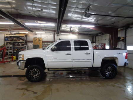 2013 Chevrolet Silverado 1500 Crew Cab LT 4x4 for Sale  - 734  - West Side Auto Sales