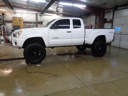 2013 Toyota Tacoma Access Cab TRD Off Road 4x4 for Sale  - 729  - West Side Auto Sales
