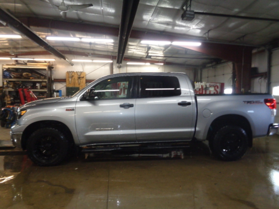 2010 Toyota Tundra CrewMax TRD Off Road 4x4  - 650  - West Side Auto Sales