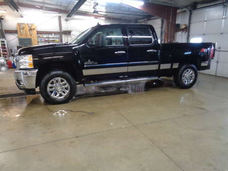 2012 Chevrolet Silverado 2500 HD Crew Cab LT Z71 4x4 for Sale  - 726  - West Side Auto Sales