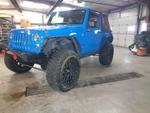 2011 Jeep Wrangler  - West Side Auto Sales