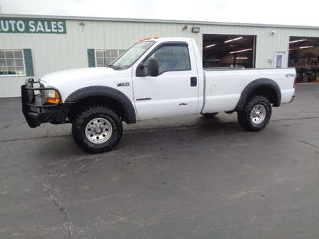 2000 Ford F-250 Regular Cab XLT 7.3 Diesel 4x4 for Sale  - 641  - West Side Auto Sales