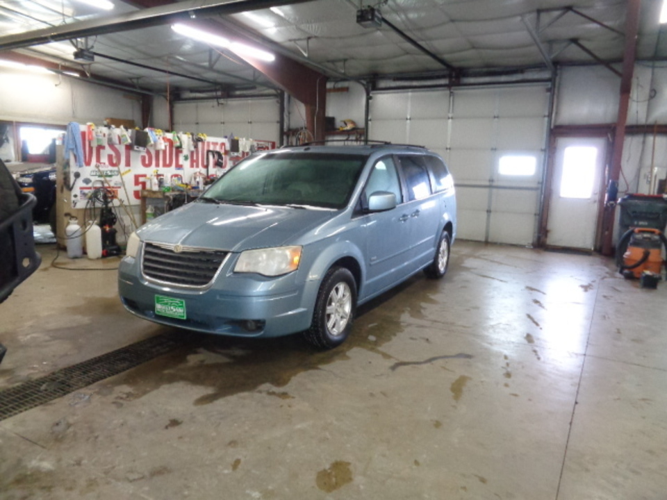 2008 Chrysler Town & Country  - West Side Auto Sales
