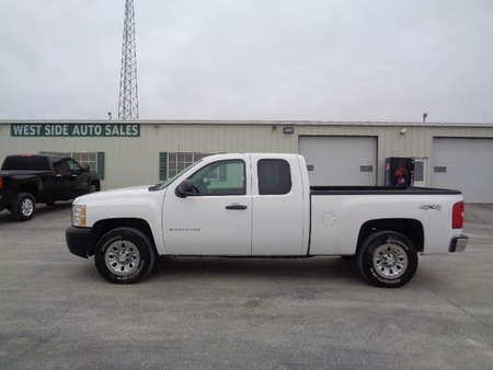 2010 Chevrolet Silverado 1500 Extended Cab 4x4 for Sale  - 487  - West Side Auto Sales