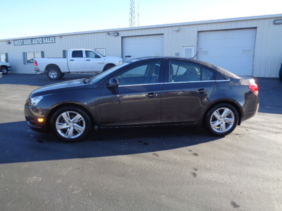 2014 Chevrolet Cruze  - West Side Auto Sales
