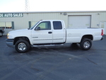 2004 Chevrolet Silverado 2500 HD Extended Cab LS 4x4  - 589  - West Side Auto Sales