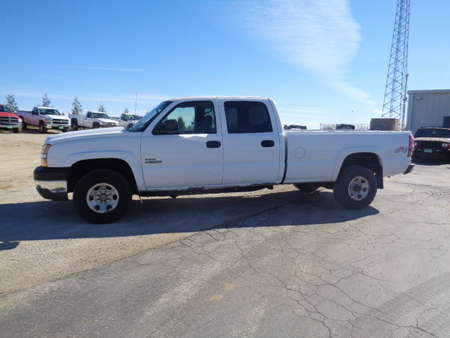 2005 Chevrolet Silvarado 3500 Crew Cab LT Diesel 4x4 for Sale  - 643  - West Side Auto Sales
