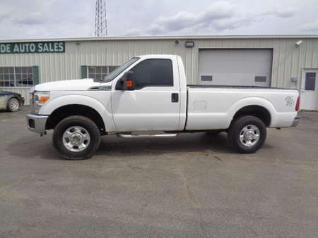 2011 Ford F-250 Super Duty Regular Cab XLT 4x4 for Sale  - 640  - West Side Auto Sales