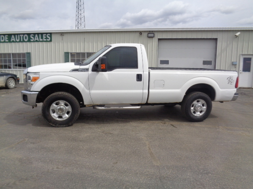 2011 Ford F-250  - West Side Auto Sales