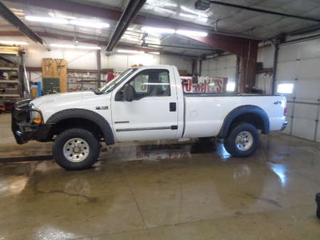 2000 Ford F-250 Super Duty Regular Cab 4x4 for Sale  - 641  - West Side Auto Sales