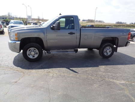 2007 Chevrolet Silverado 2500 HD Regular Cab 4x4 for Sale  - 638  - West Side Auto Sales