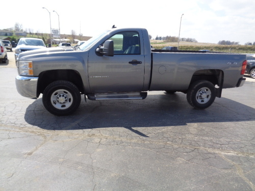 2007 Chevrolet Silverado 2500 HD  - West Side Auto Sales