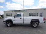 2004 Chevrolet Silverado 2500 HD Regular Cab LS 4x4  - 636  - West Side Auto Sales