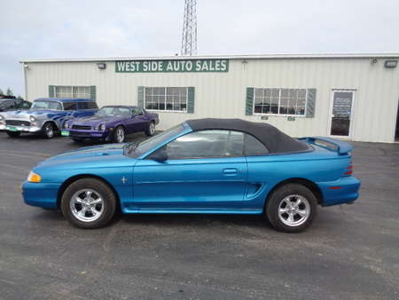 1995 Ford Mustang Convertible for Sale  - 666  - West Side Auto Sales