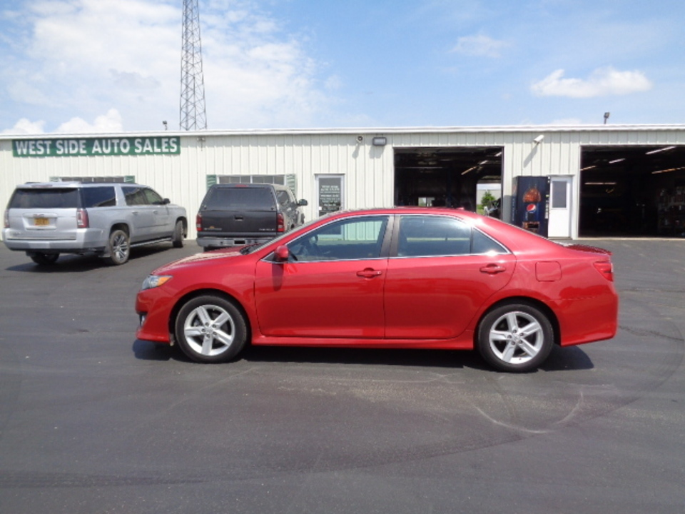 2013 Toyota Camry  - West Side Auto Sales