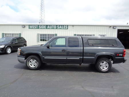 2004 Chevrolet Silverado 1500 Extended Cab 4x4 Z71 for Sale  - 522  - West Side Auto Sales