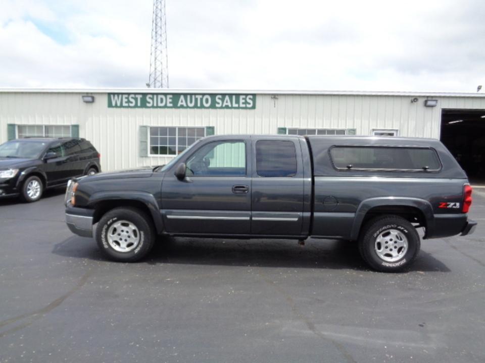 2004 Chevrolet Silverado 1500  - West Side Auto Sales
