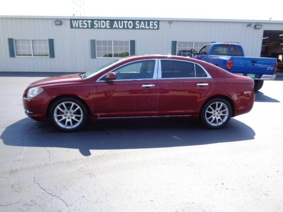 2009 Chevrolet Malibu  - West Side Auto Sales