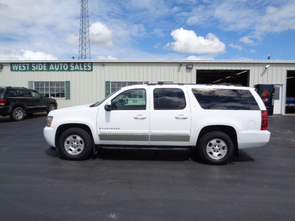2009 Chevrolet Suburban  - West Side Auto Sales