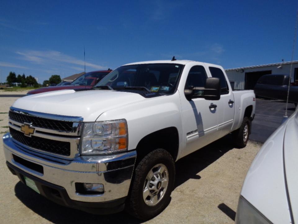 2011 Chevrolet Silverado 2500 HD  - West Side Auto Sales