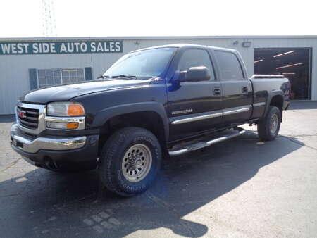 2005 GMC Sierra 2500 HD Crew Cab SLT 4x4 for Sale  - 274  - West Side Auto Sales