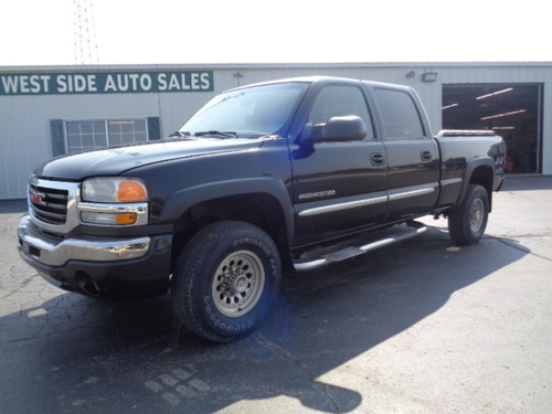 2005 GMC Sierra 2500  - West Side Auto Sales