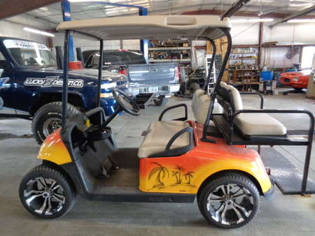 2009 Other Other EZ GO 4 Seater Golf Cart for Sale  - 012  - West Side Auto Sales