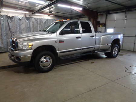 2007 Dodge Ram 3500 Crew Cab SLT Dually Diesel 4x4 for Sale  - 456  - West Side Auto Sales