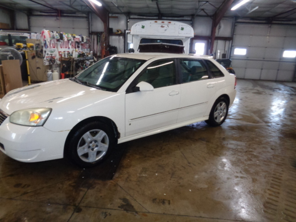 2006 Chevrolet Malibu MAXX  - West Side Auto Sales