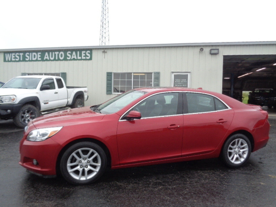 2013 Chevrolet Malibu Eco Sedan  - 690  - West Side Auto Sales