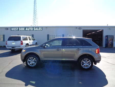2014 Ford Edge Limited AWD for Sale  - 552  - West Side Auto Sales